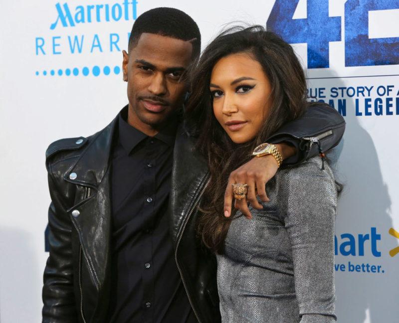Big Sean és Naya Rivera