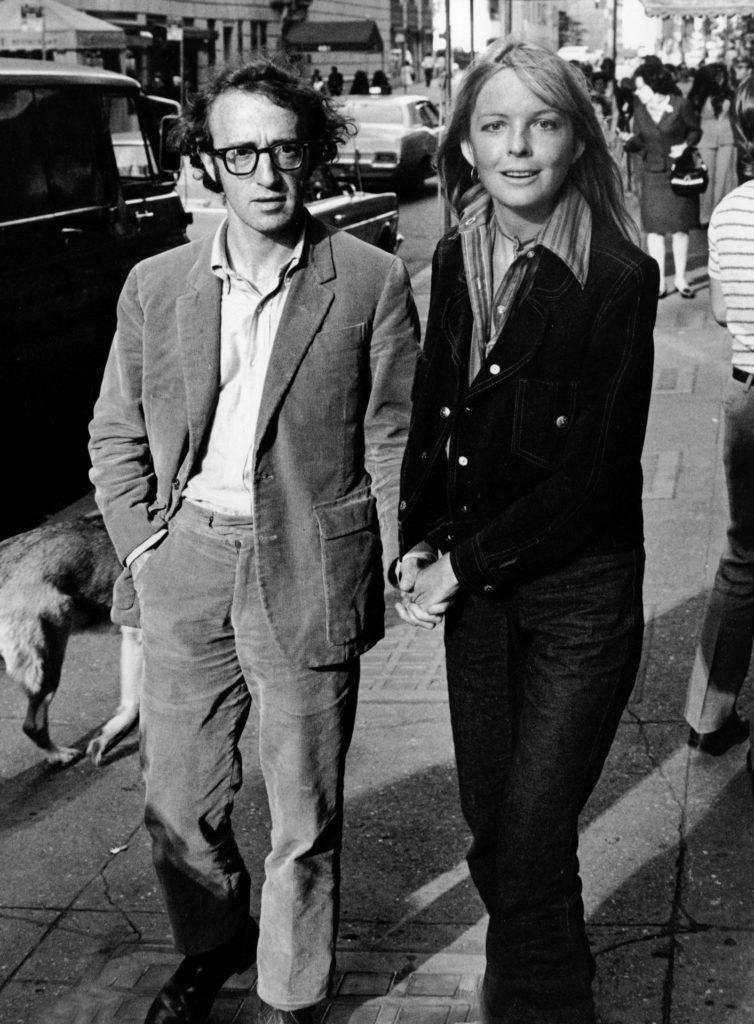 Wody Allen és Diane Keaton