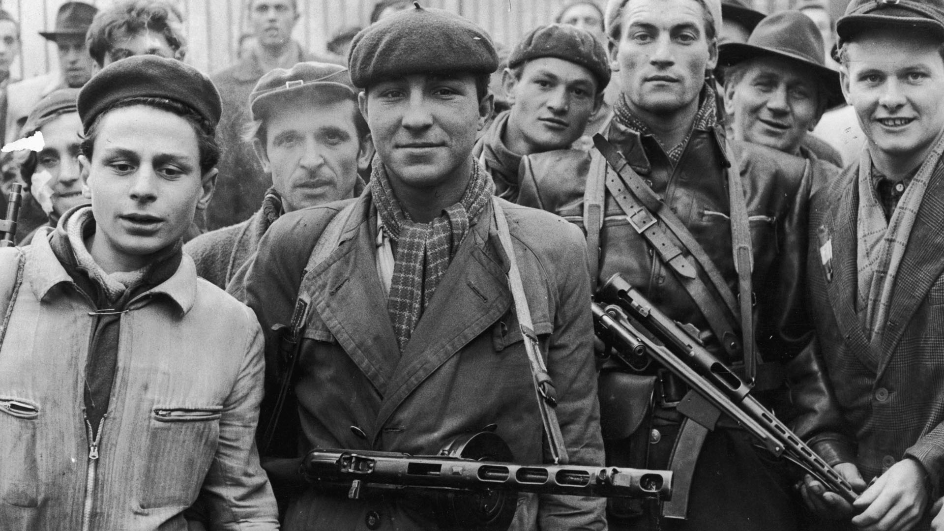 Megtorlás 1956 után
