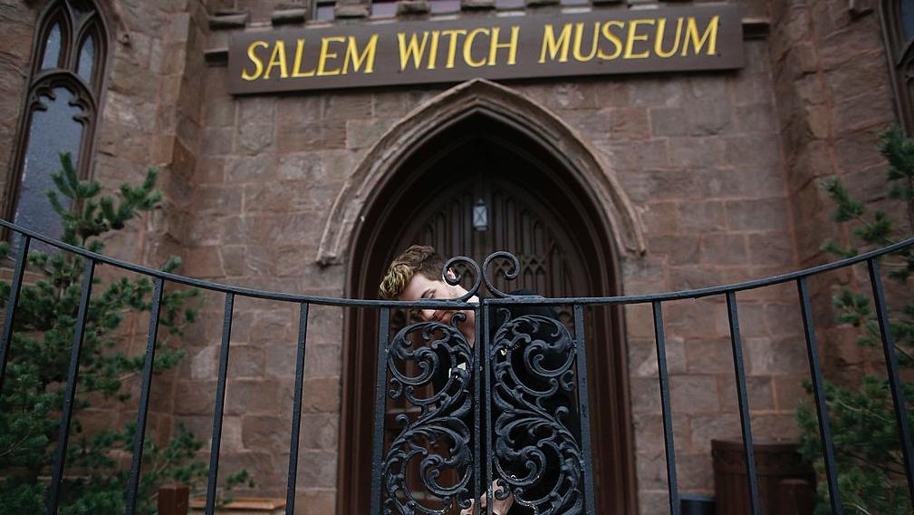 A salemi boszorkánymúzeum