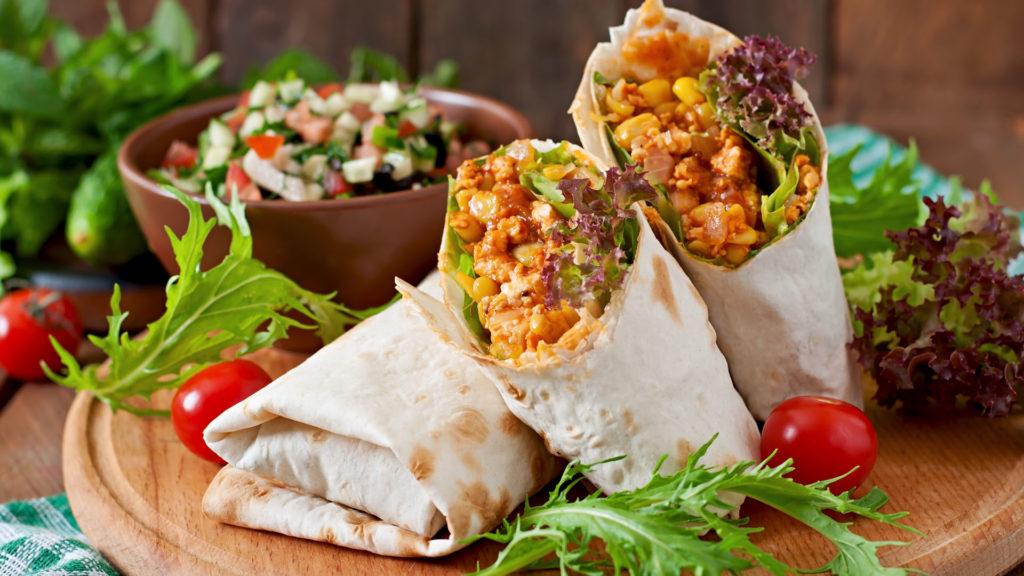 Burrito kisokos: a legjobb étel, amit Mexikó és Kalifornia főzött ki