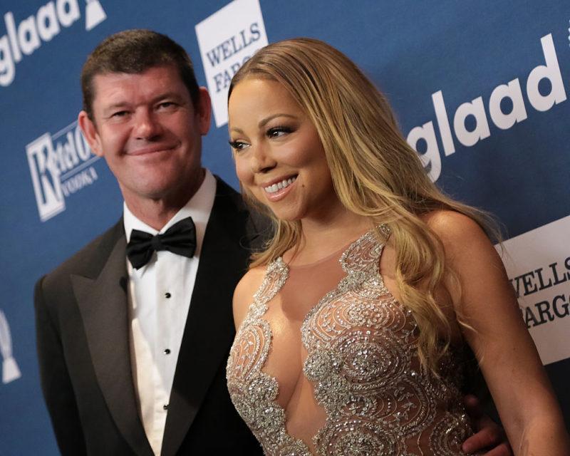Mariah Carey és James Packer
