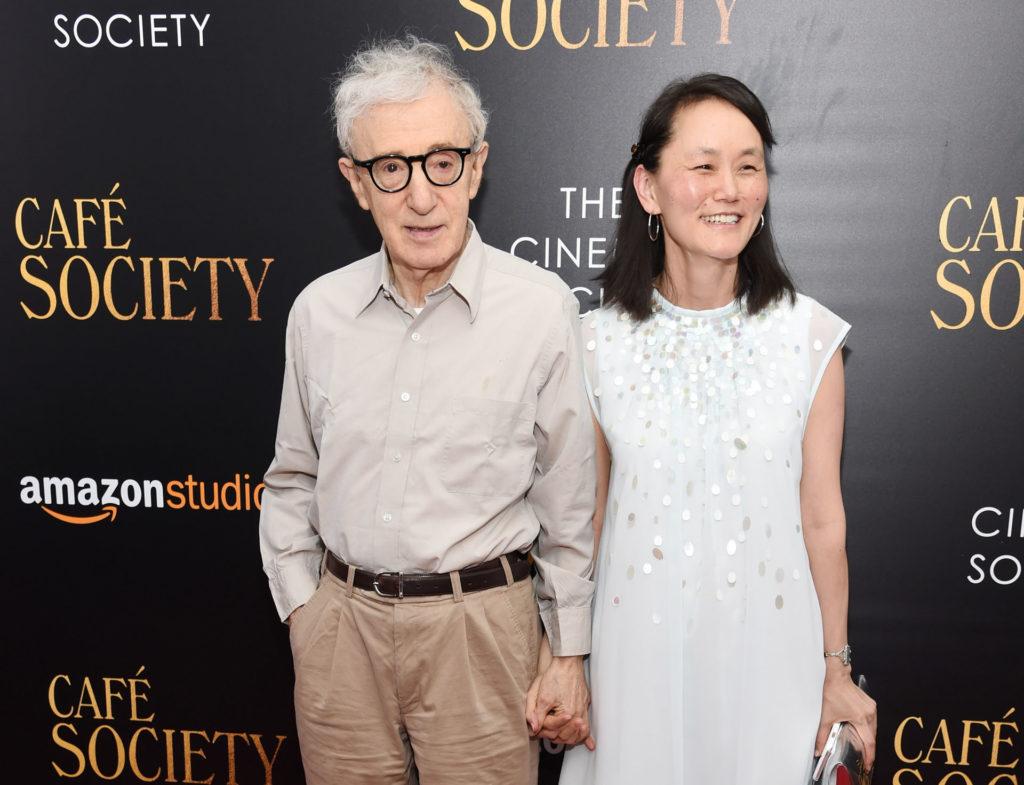 Woody Allen és Soon-Yi