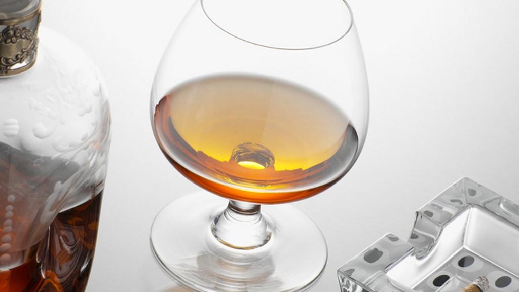 Klasszikus konyakos pohár