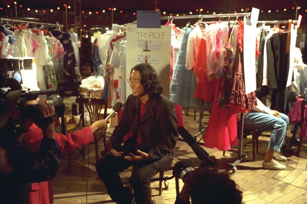Az utolsó bemutatón, 1999-ben