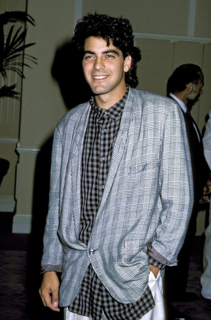 George Clooney is bevállalta a bundesliga frizurát