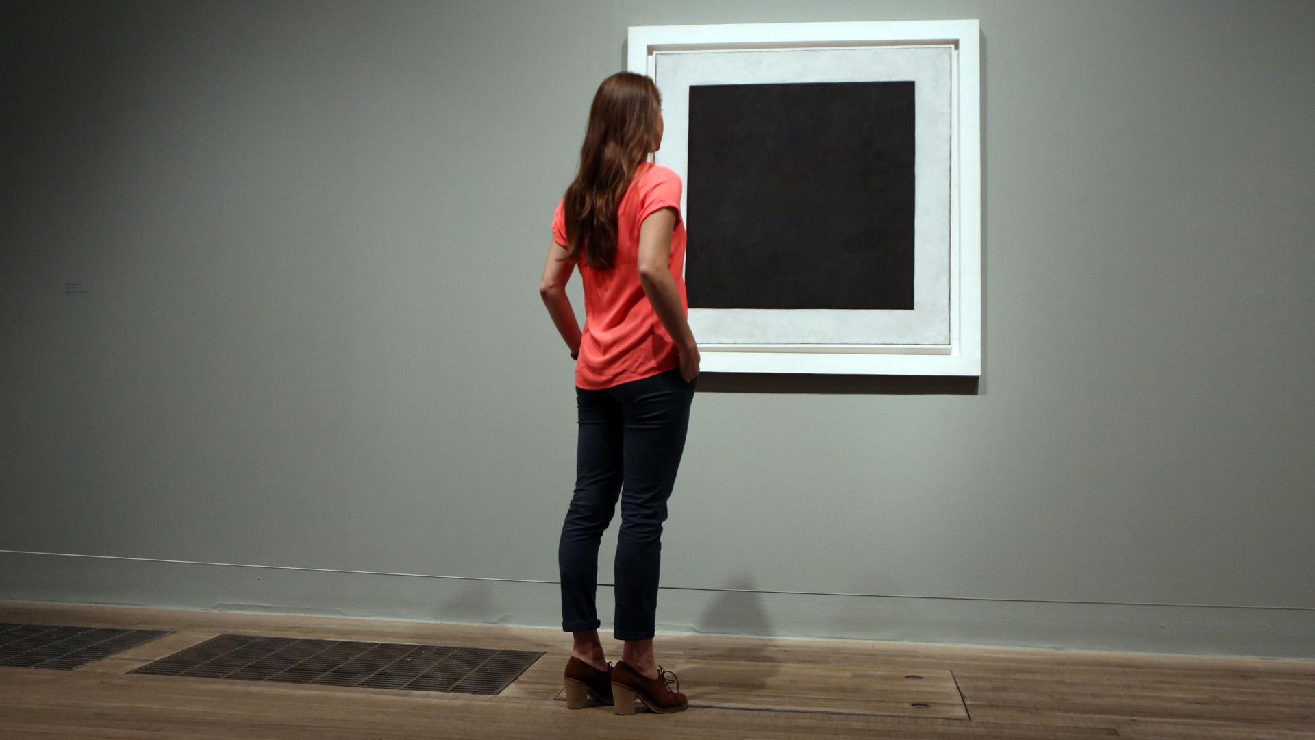 Nem Malevics Fekete négyzete volt az első fekete négyzet a képzőművészet történetében
