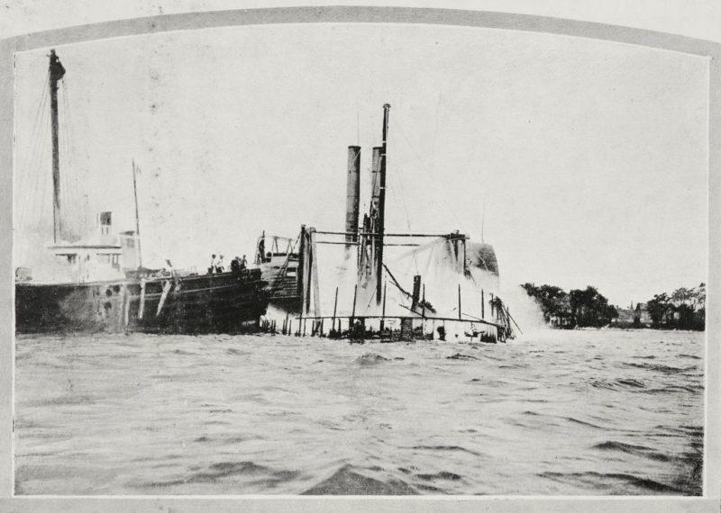 A sziget 1904-ben (Fotó: Getty Images)