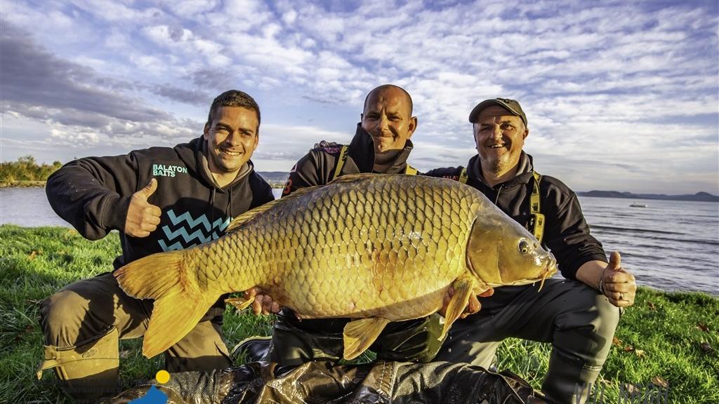 szabó pipsi istván rekord ponty horgászverseny