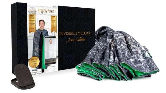 Harry Potter láthatatlanná tevő köpenyét árulja a Tesco