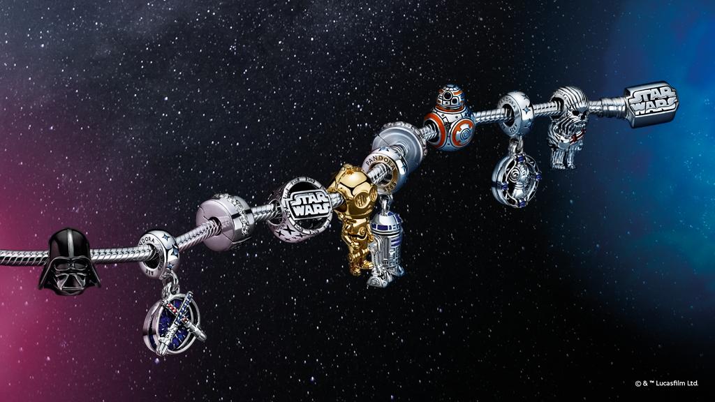 Az Erő legyen mindig veled a Pandora Star Wars(TM) kapszulakollekciójával!(x)