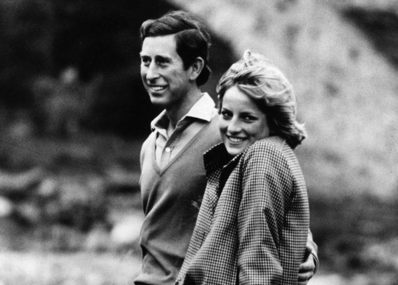 Diana Spencer és Károly herceg