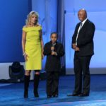 Jill Biden lime sárga ruha
