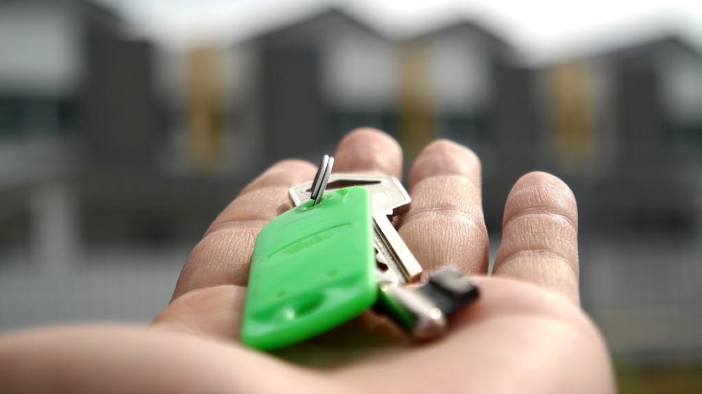 Kulcs az új házhoz (fotó: Pixabay)