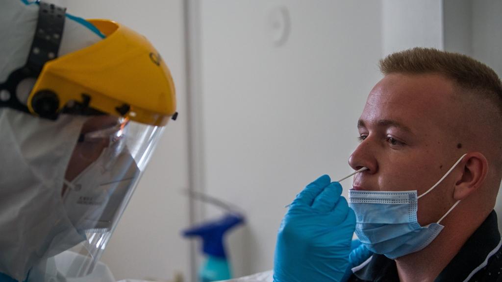 Leterheltek a mentők a koronavírus miatt
