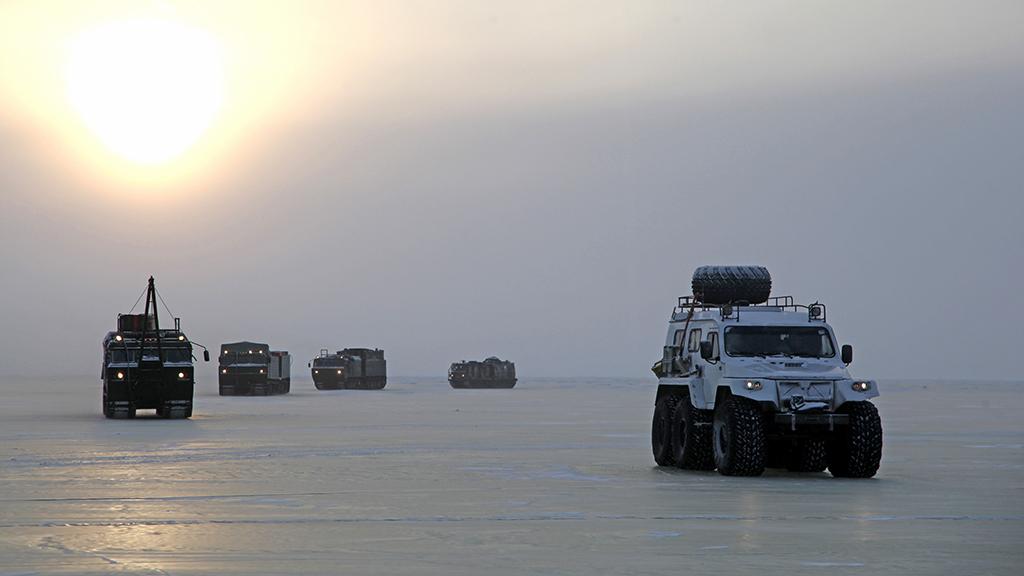 Még nem kezdődött meg a sarkvidéki jég kialakulása és ez gond