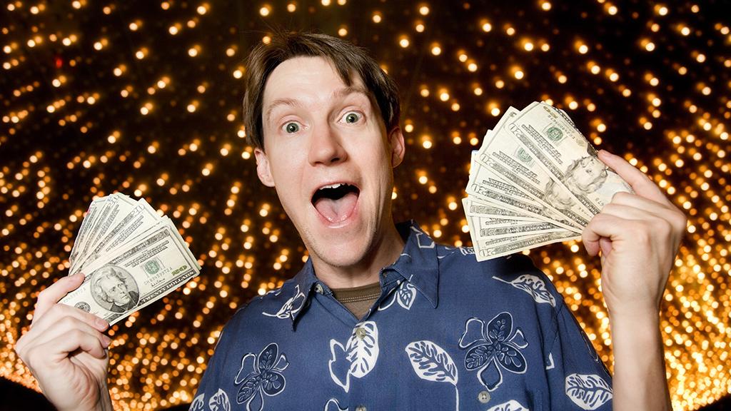 A születésnapjára kapott lottószelvénnyel vitte el a főnyereményt egy férfi