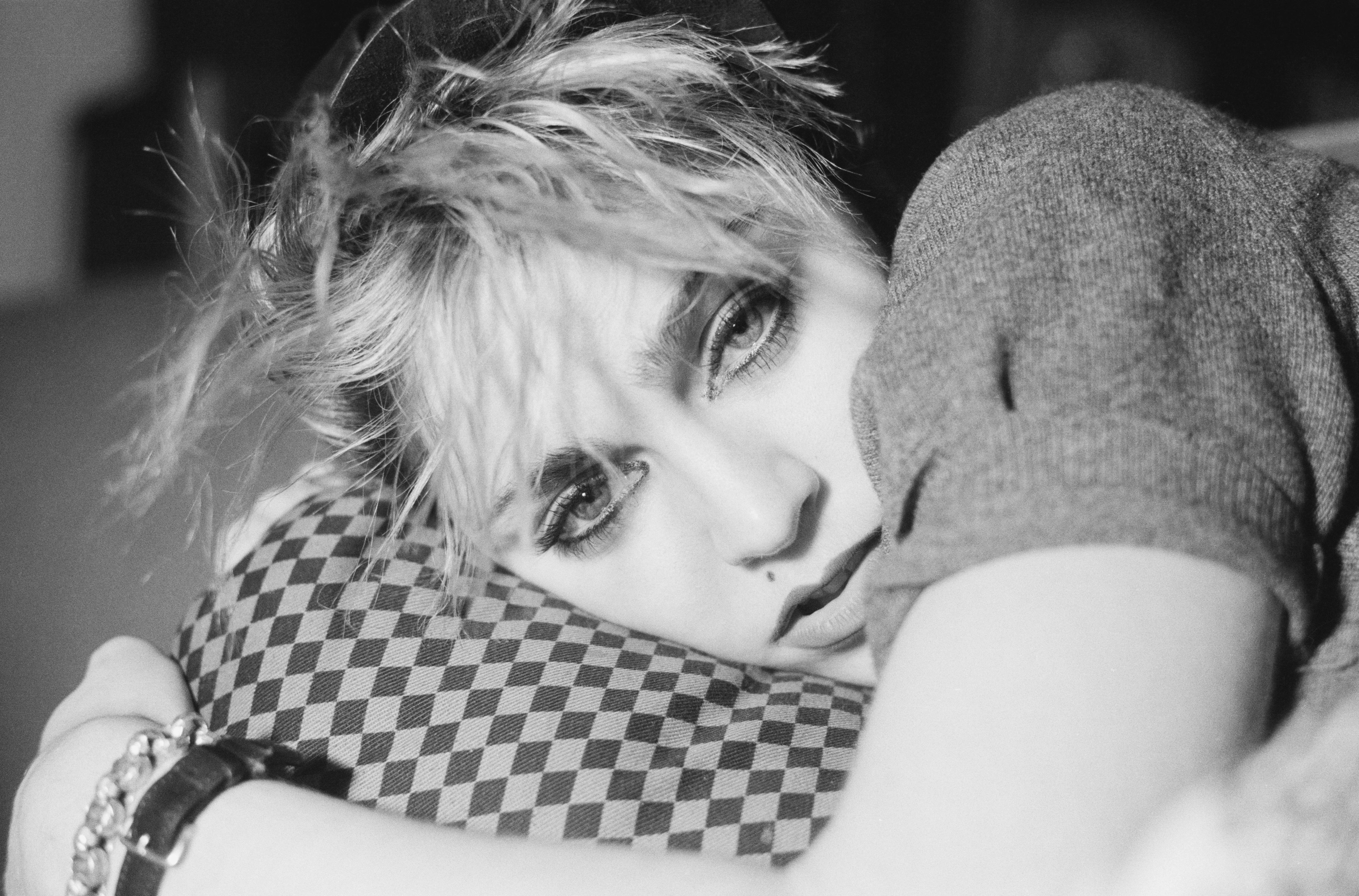Madonna 1982-ben (fotó: Peter Noble/Redferns/Getty Images)