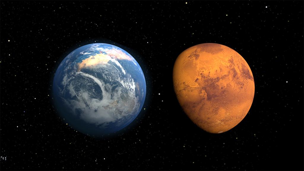 Ebben a hónapban szabad szemmel is jól lehet majd látni a Marsot az éjszakai égbolton