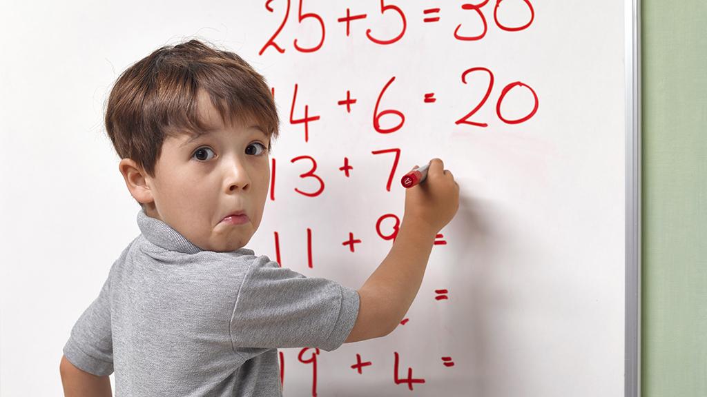 Nem az iskola a legfontosabb a matektanulásnál