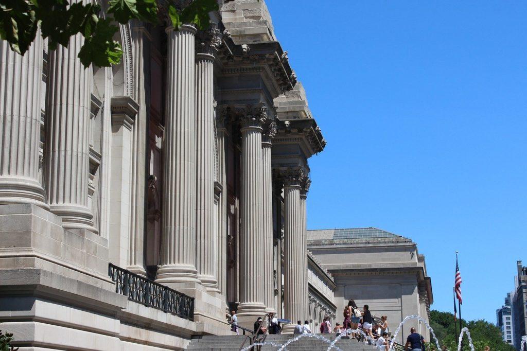 The Metropolitan Museum of Art (Fotó: Pixabay)