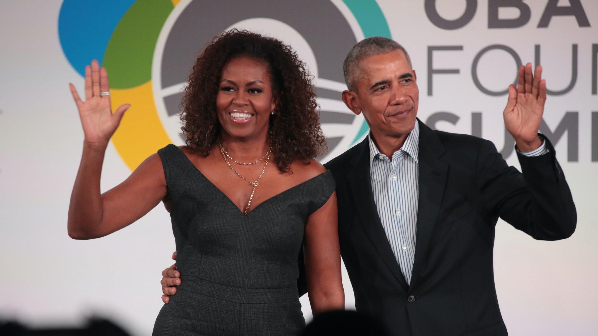 Barack és Michelle Obama lett a legjobban csodált férfi és nő a világon
