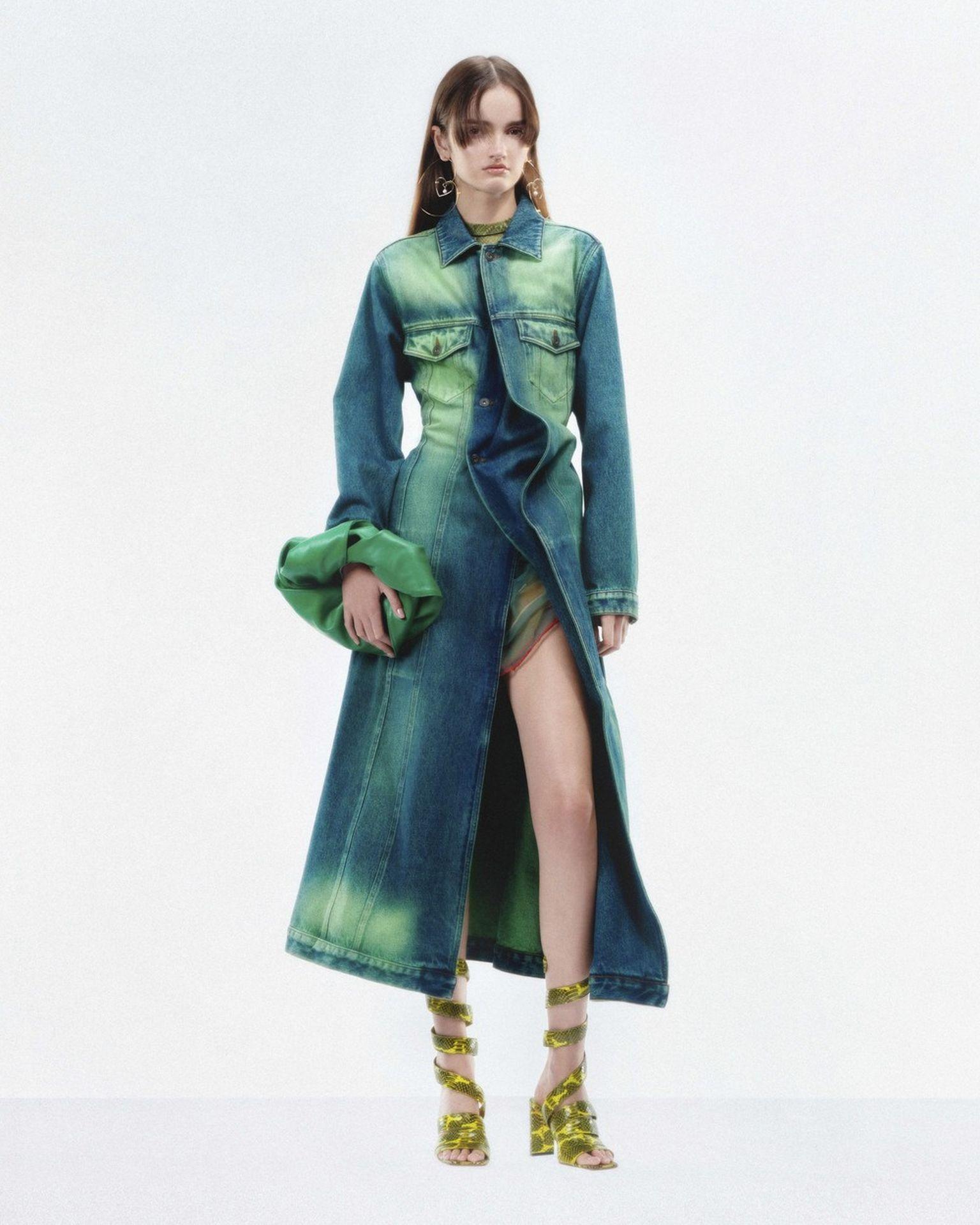mosott mindtás ruha Y Project