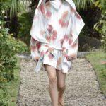 mosott mindtás ruha Kenzo