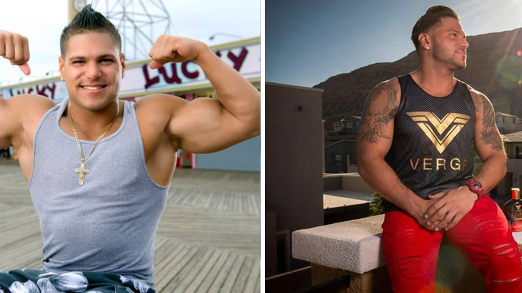 Ronnie, Jersey Shore