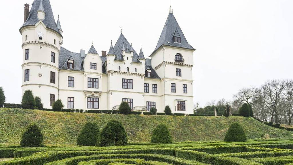 Andrássy-kastély Tiszadobon