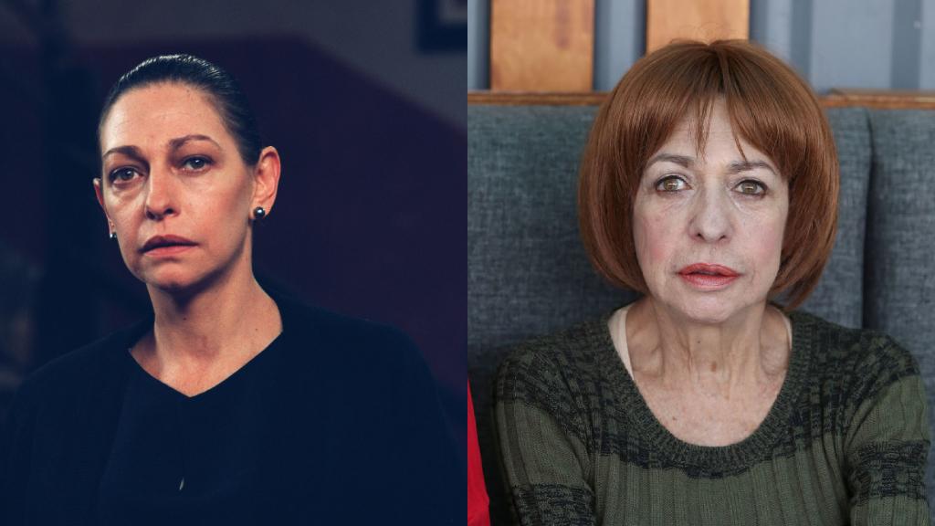 Raquel Pankowsky, Az Esmeralda sorozat Joanája