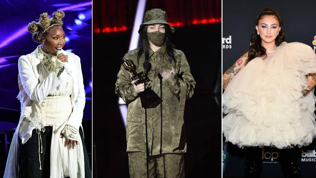 Billboard ruhák 2020