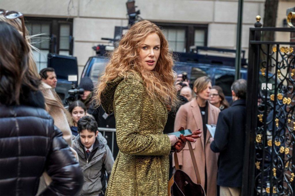 Nicole Kidmannek nincs baja a szexjelenetekkel