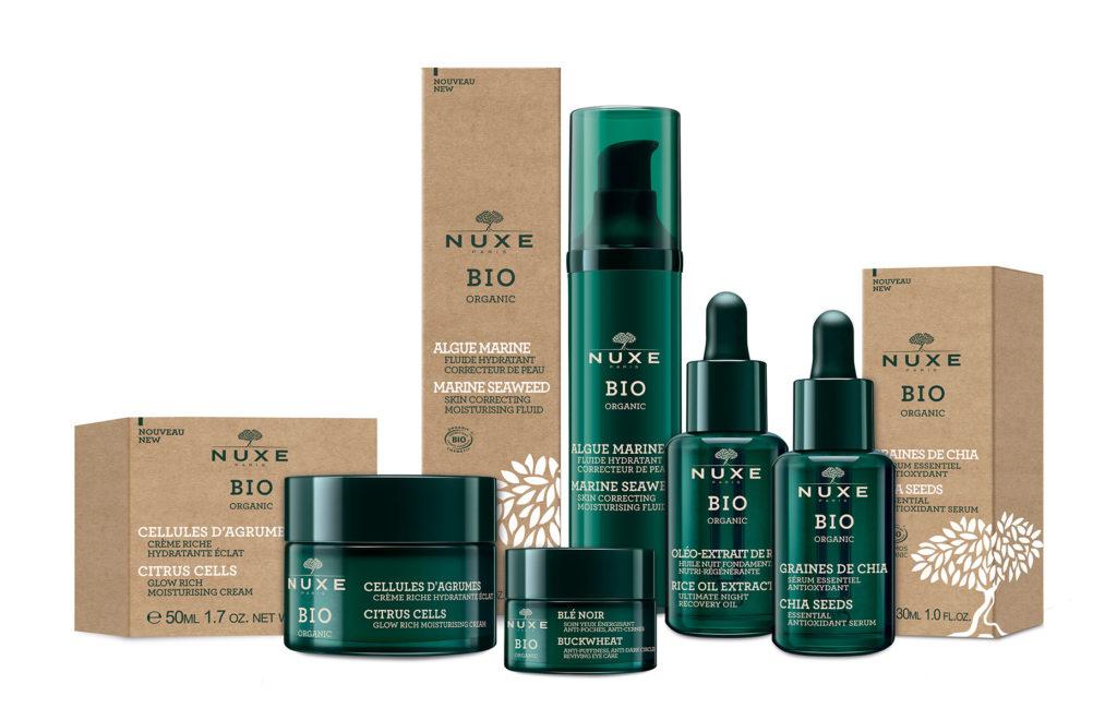 Újdonság: Nuxe Bio Organic termékcsalád