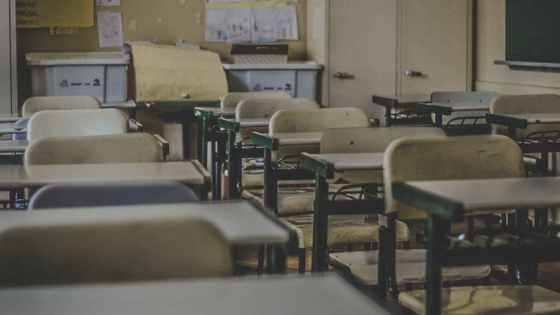 Iskolai osztályterem