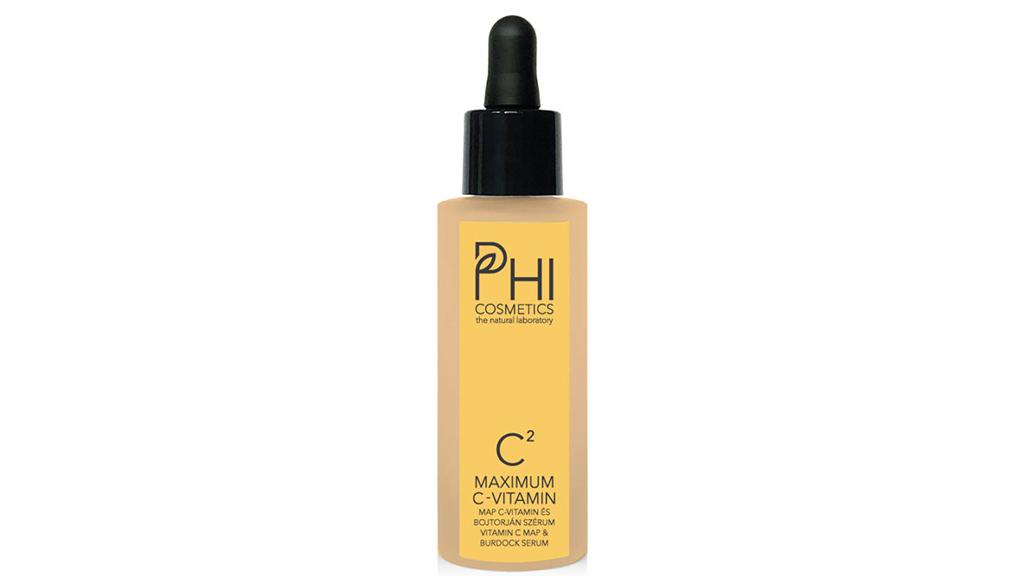 Phi Cosmetics - C2 Maximum C-vitamin Szérum Bojtorján Kivonattal