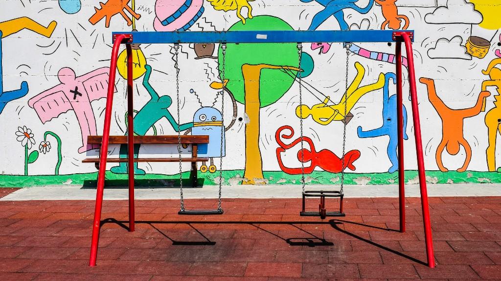 Óvodai játszótér. Képünk illusztráció (fotó: Pixabay)