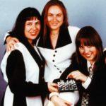 A Polgár lányok: Zsuzsa, Judit és Zsófia