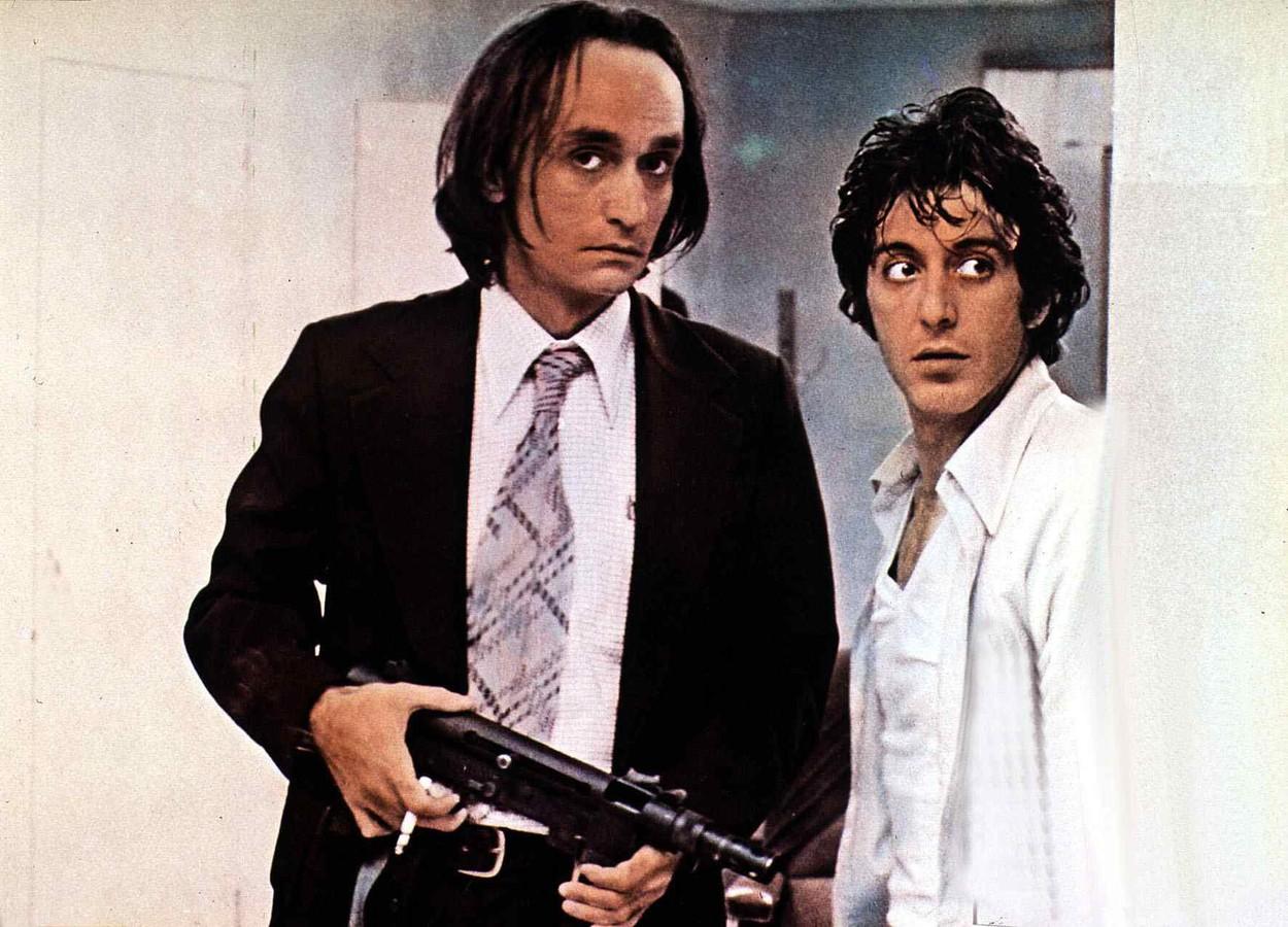 John Cazale és Al Pacino a Kánikulai délutánban (fotó: Profimédia)