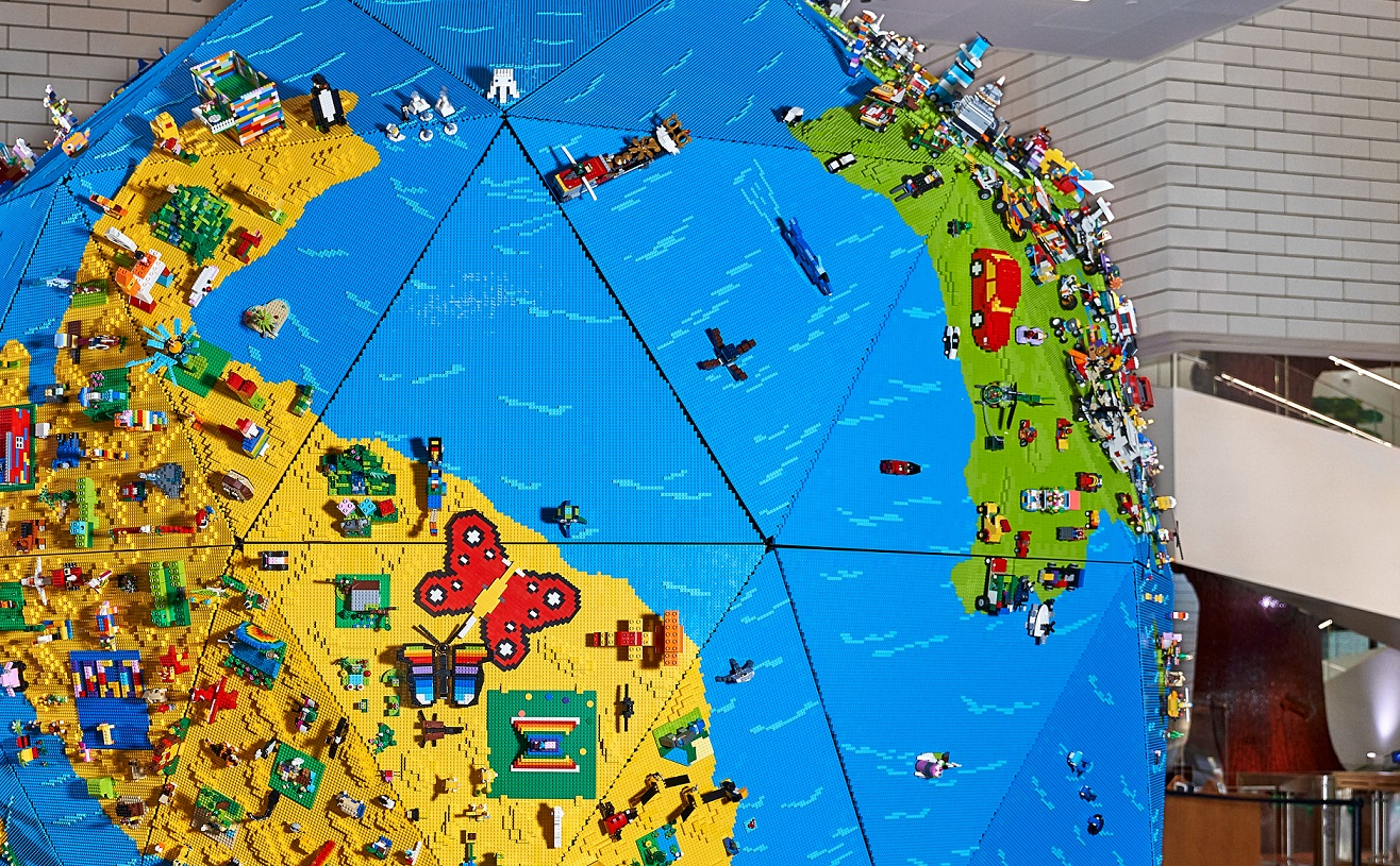 Rebuild the World