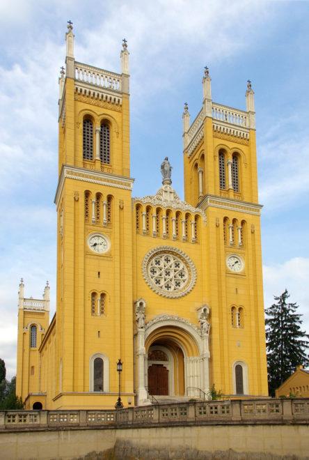 Fót templom