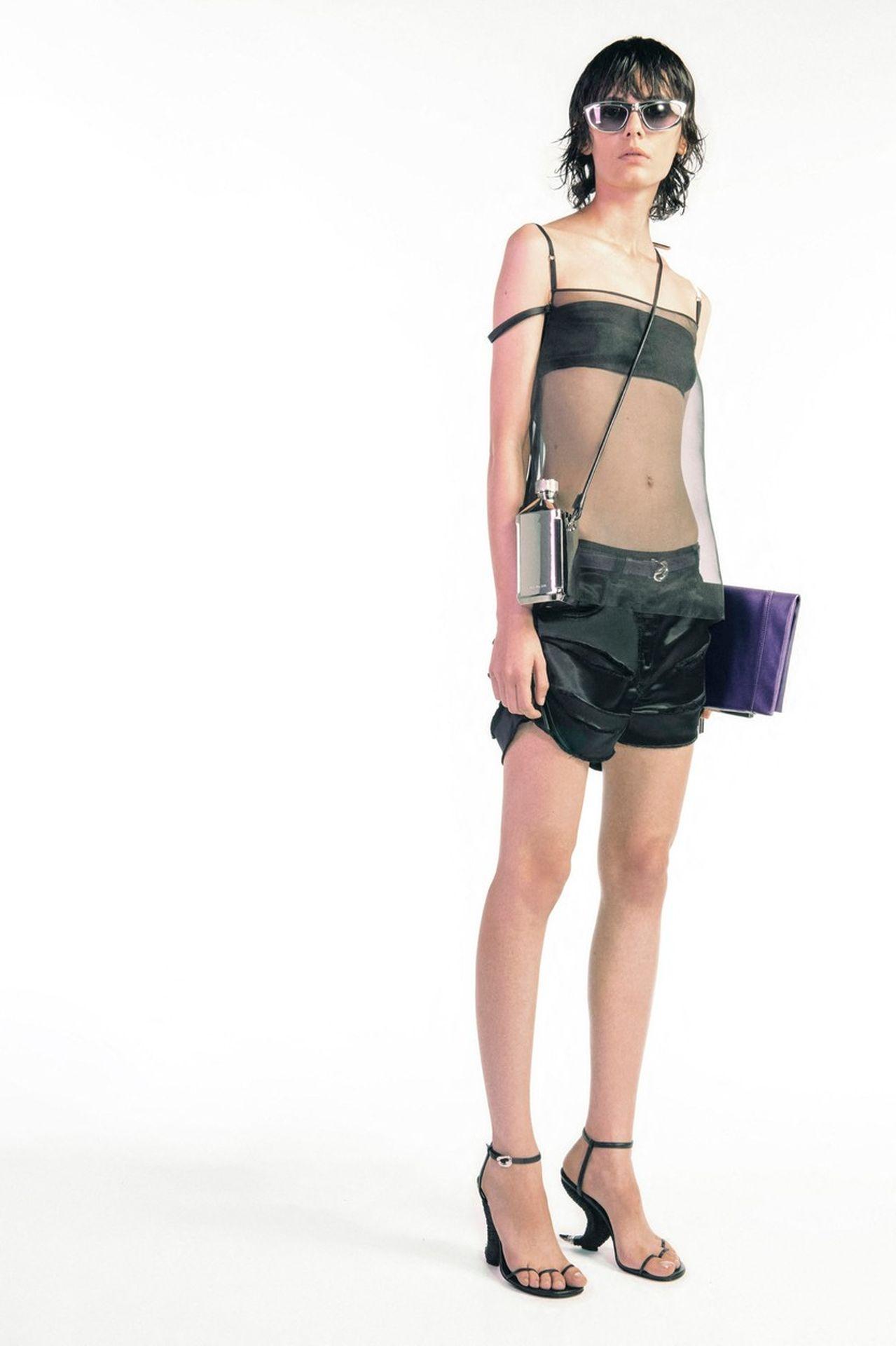 ruha bandázs toppal Givenchy