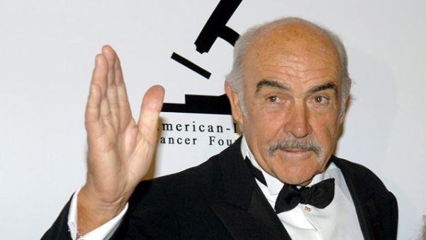 90 évesen meghalt Sean Connery