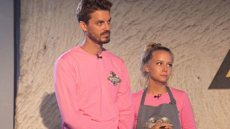 Solti Ádám és Berni a Nyerő Párosban – Fotó: Smagpictures.com / RTL Klub / Sajtóklub