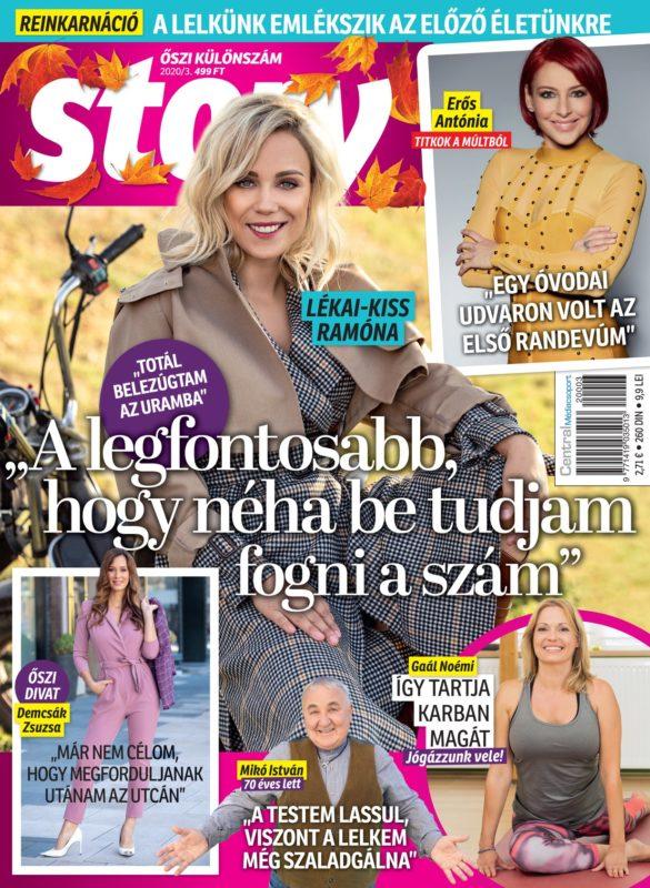 Story magazin őszi különszám
