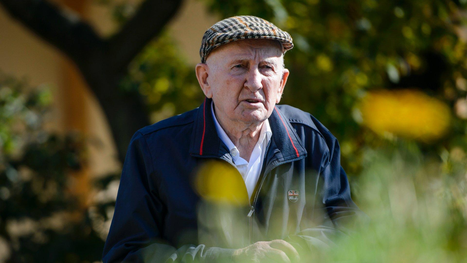 Szabó Gyuri bácsi, a bükki füvesember
