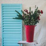Téli dekor minimál stílusban
