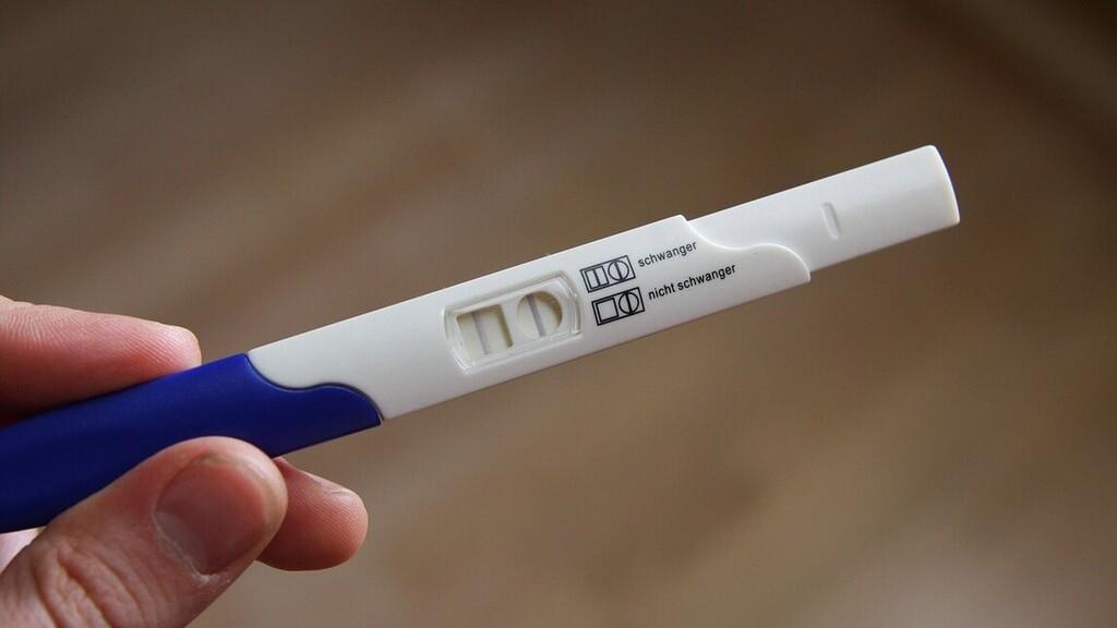 Látássérülteknek készült terhességi teszt