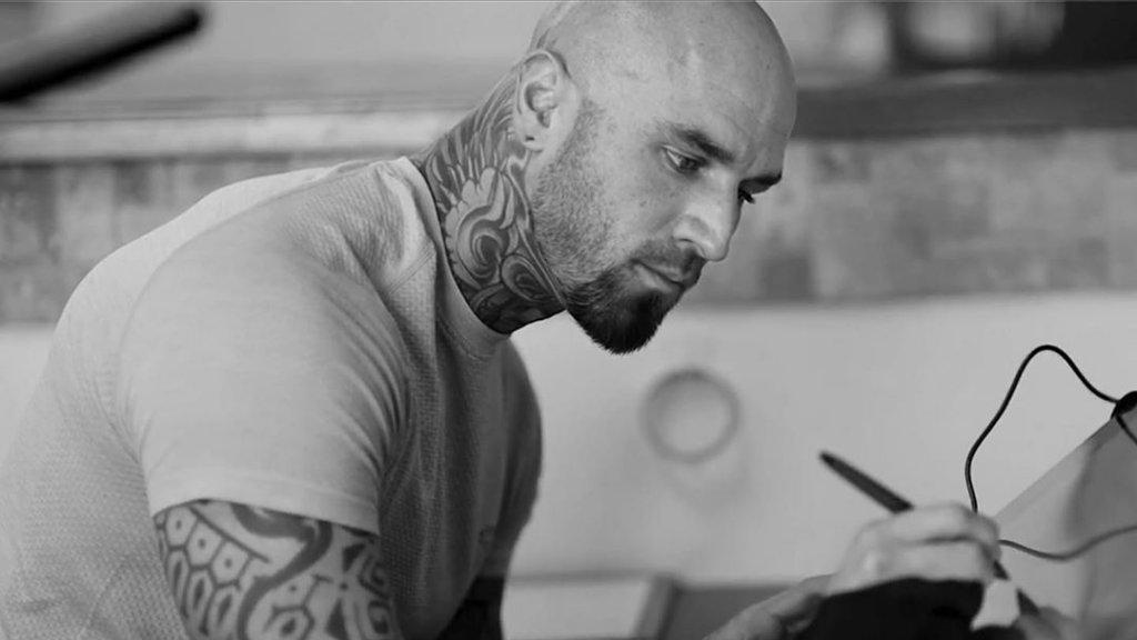 Matt Pehrson tetováló