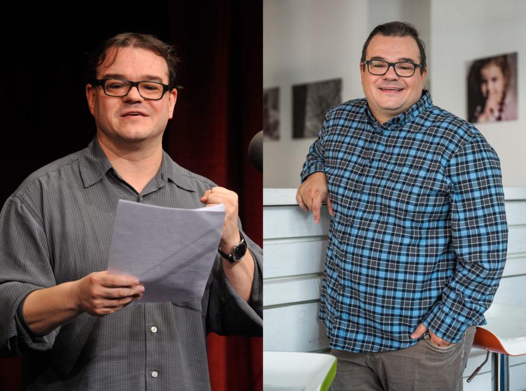 Elek Ferenc túlsúly elleni küzdelme